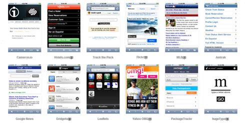 CSS Iphone