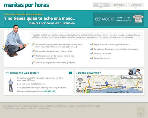 Manitas por Horas, reparaciones en Málaga